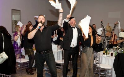 5 things to consider when booking singing waiters for your wedding or party.